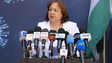 Photo of Palestinian Health Ministry: We will raise a recommendation about the Pandemic's situation
