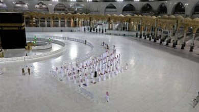 Photo of Saudi Arabia allows prayers in Al Kaaba