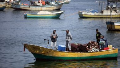 Photo of Palestinian Trade Union demands that Egypt release 5 Gazan fishermen