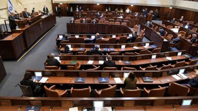 Photo of Israeli bill to withdraw the nationality of any Arab who receives PA salary