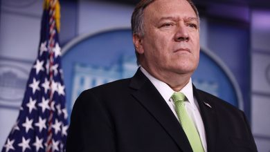 Photo of Pompeo: U.S. to allow Jerusalem-born Americans to list Israel as birthplace.
