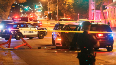 Photo of Canadian Police: 2 dead and 5 injured in stabbing attack