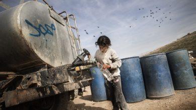 Photo of PWA condemns vandalism of water reservoir in Nablus-district village