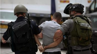 Photo of Israeli forces detain 14 Palestinians