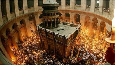 Photo of Palestinian Christians eager to celebrate Easter in Jerusalem