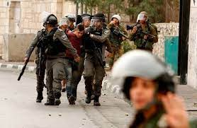 Photo of Israeli forces detain 12 Palestinians from West Bank