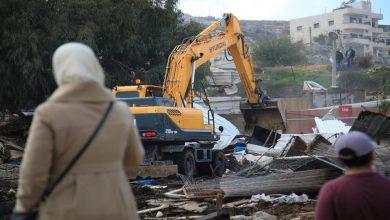 "Photo of The occupation municipality in Jerusalem to make ""Karm Al-Mufti"" into a Biblical garden"